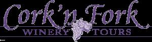 Cork n Fork Winery Tours logo