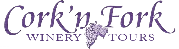Cork n Fork Winery Tours logo