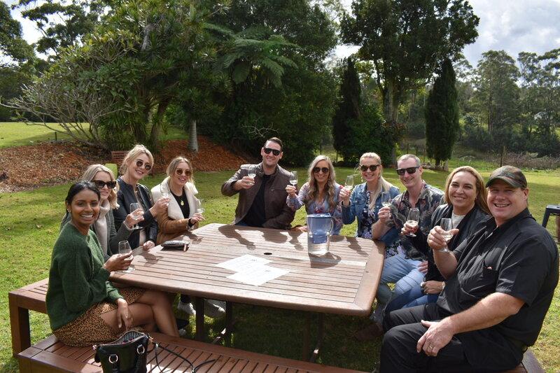 Gold Coast Public Wine Tour