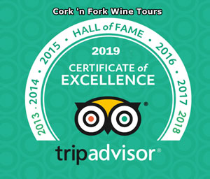 Trip Advisor Hall of Fame - Certificate of Excellence