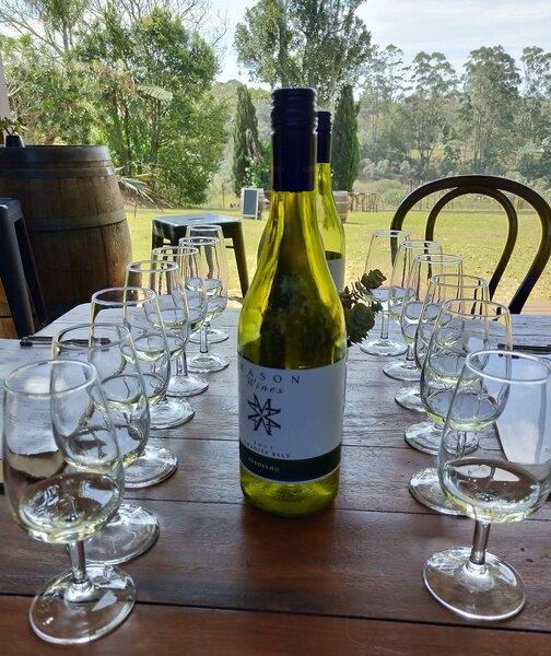 Tastings at Masons Winery